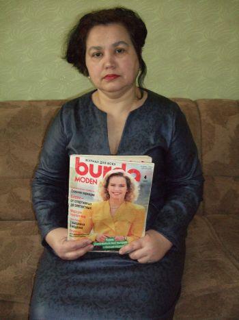 Флешмоб Мій перший номер Burda 4/1988