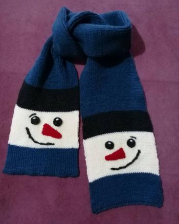 Дитячий шарфик