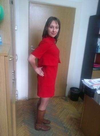 Сукня за мотивами Кастельбажака