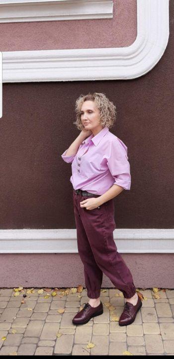 Блузка з рукавами кімоно