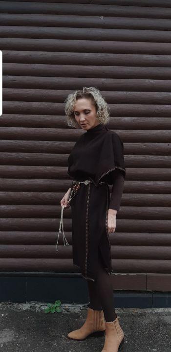 Сукня в рустикальному стилі
