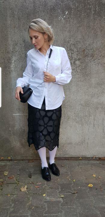Блузка-сорочка