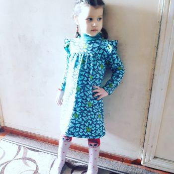Сукня для дочки