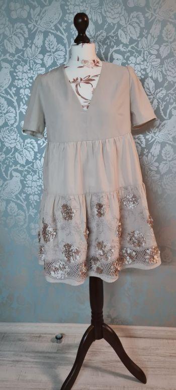 Модна сукня, в якій не жарко