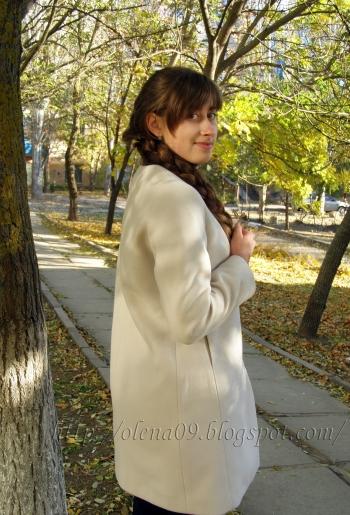 Пальто для сестрички