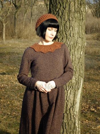 Дуже тепла сукня