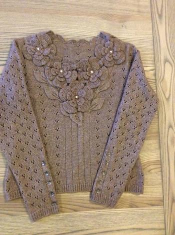 Нарядний светр