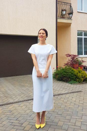 Сукня для пані ;)