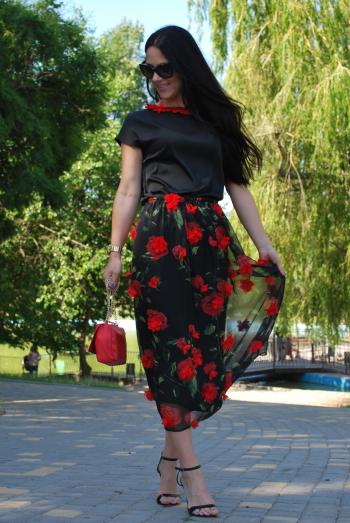 Романтичне вбрання!