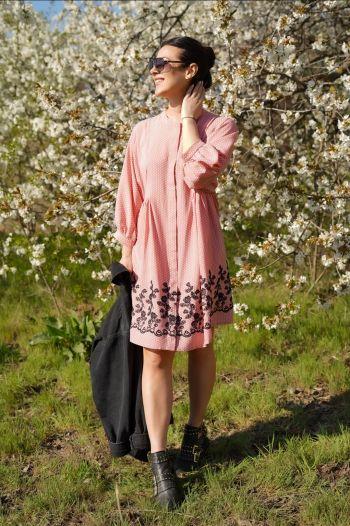 Сукня квітнева!
