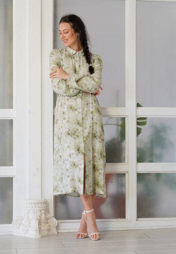 Сукня в стилі 70х