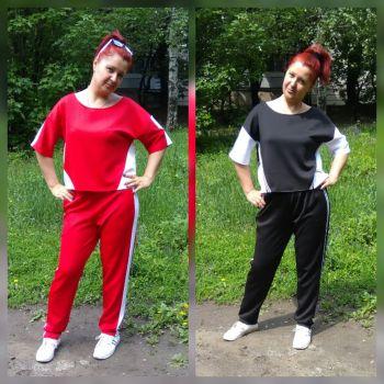 Спортивні костюми - літній варіант