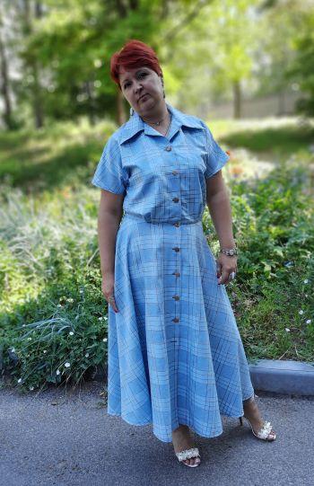 Сукня з попереднього віку