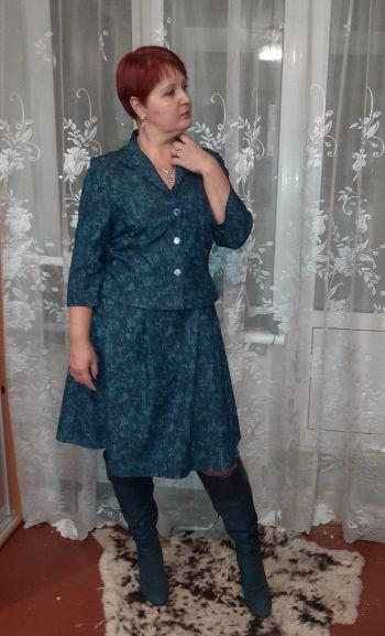 Жакет до сукні