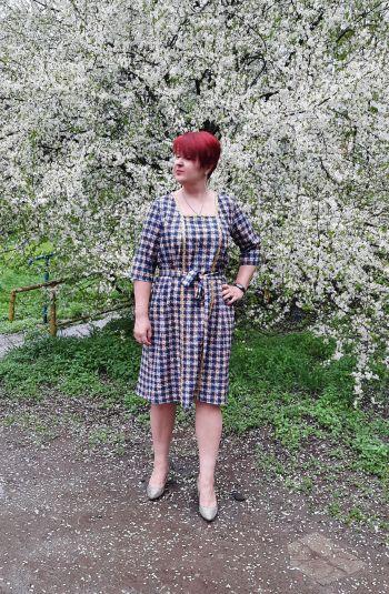 Травнева сукня 106