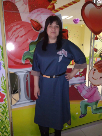 Сукня-распашонка