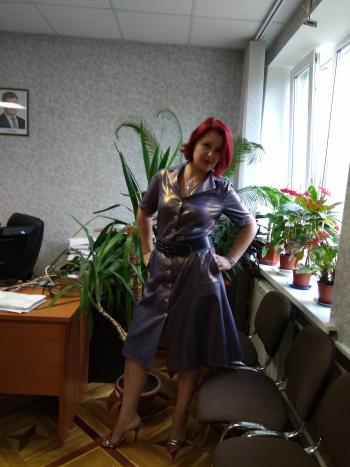 Сукня - льон і золото