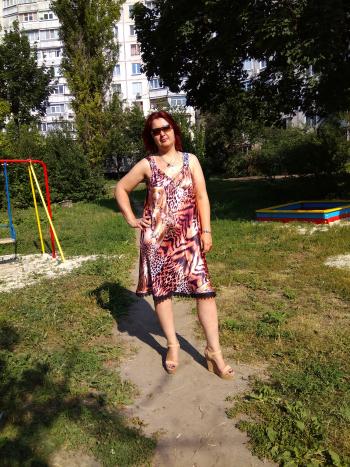 Білизняна сукня