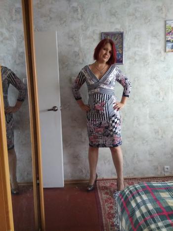 З пуловера в сукню