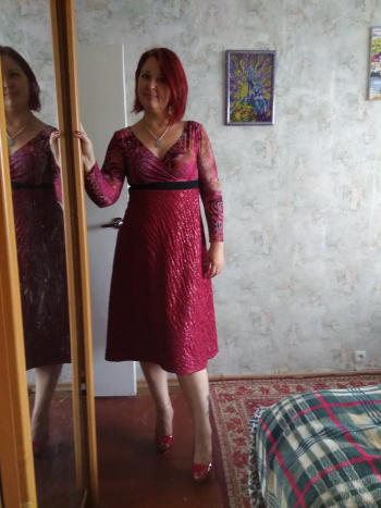 Велика переробка для сукні