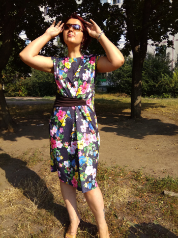 Сукня - модель 119 серпень 2017