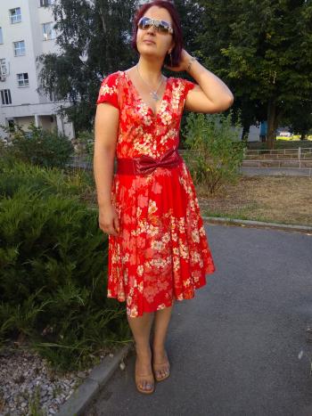 """Сукня """"Яблуневий цвіт"""""""