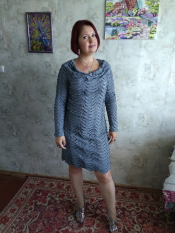 Фантазійна сукня