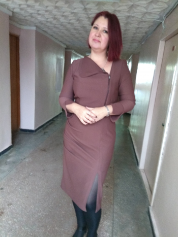 Переробка листопадової сукні