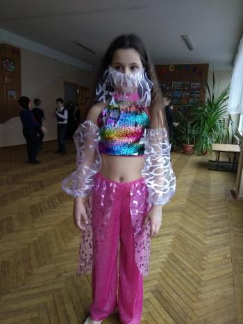"""Карнавальний костюм """"Східна красуня"""""""