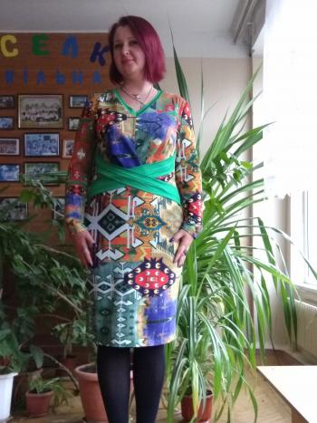 З блузки на сукню