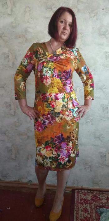 Сукня - січневий вузол 2018