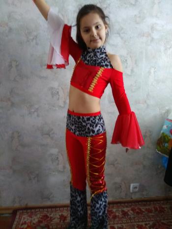 Танцювальний костюм Диско - мала група