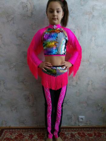 Танцювальний костюм Диско-соло