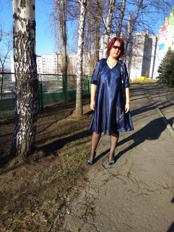 "Сукня ""Весняна органза"""