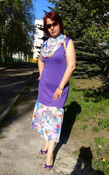 Сукня - експериментальне баловство