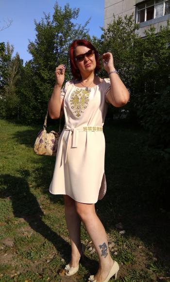 Вишиванкова хода. Сукня