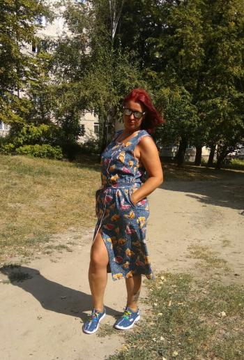 Сукня не з Бурди