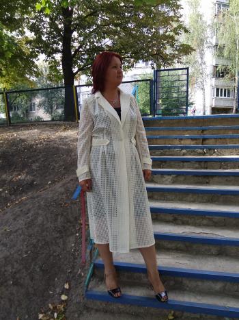 Пальто, але літнє