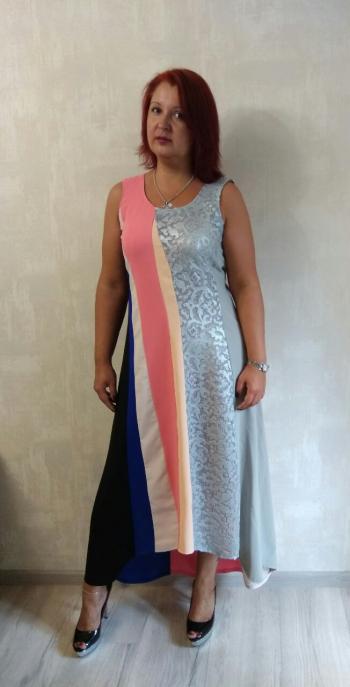 Сукня за мотивами Cruise Dior 2014