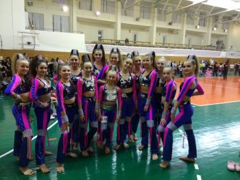 Чергові змагання - чергові костюми