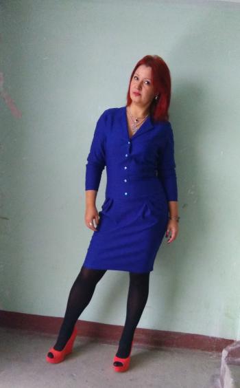 Незаслужено забута сукня