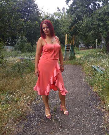 Переробка сукні