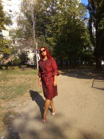 Сукня з туніки 109 з 9/2019