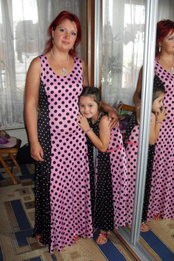 Сукні Family look
