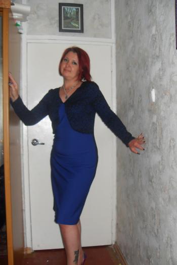 Тепленька сукня