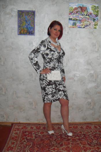 Сукня майже з обкладинки