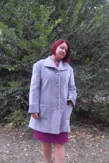 Сіреньке пальто