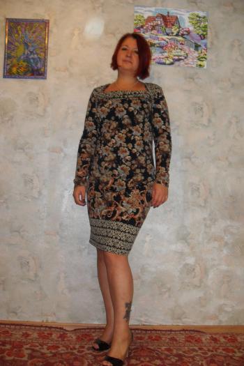 """Сукня """"Осінній листопад"""""""