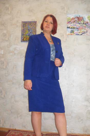 Теплий костюм