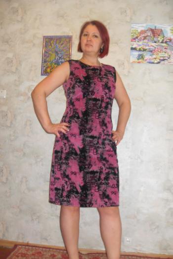 Жакет і сукня - ще один образ